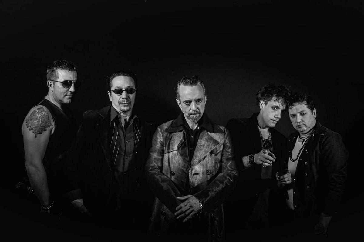 EL PECADO en concierto: 12 de marzo Getafe – 2 de abril en Madrid