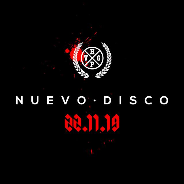 Segismundo Toxicómano Nuevo Disco 22/11/2019